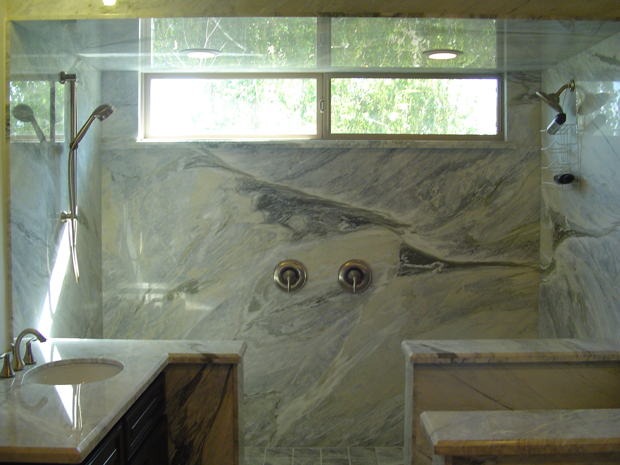 Pictures Of Bathroom Granite And Marble Countertops From